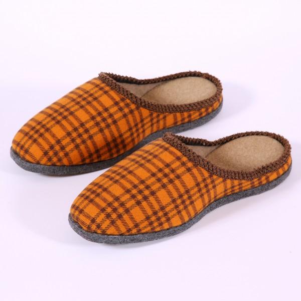Kamelhaar-Pantoffel